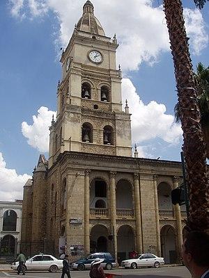 Roman Catholic Archdiocese of Cochabamba - Metropolitan Cathedral of St. Sebastian