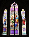 Cathedral of Saint Patrick interior - Norwich, Connecticut 11.jpg