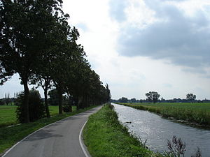 Cattenbroek - Cattenbroekerdijk (dike)