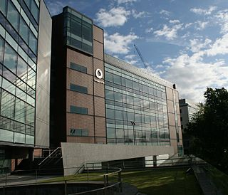 Vodafone Ireland Irish telecommunications company