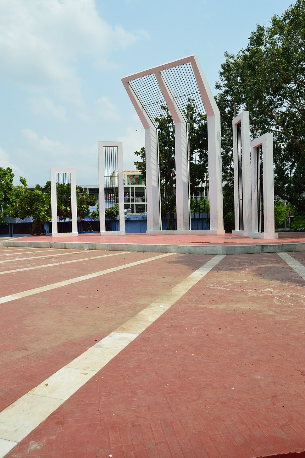Central Shaheed Minar - Dhaka Medical College Campus - Dhaka 2015-05-31 2584