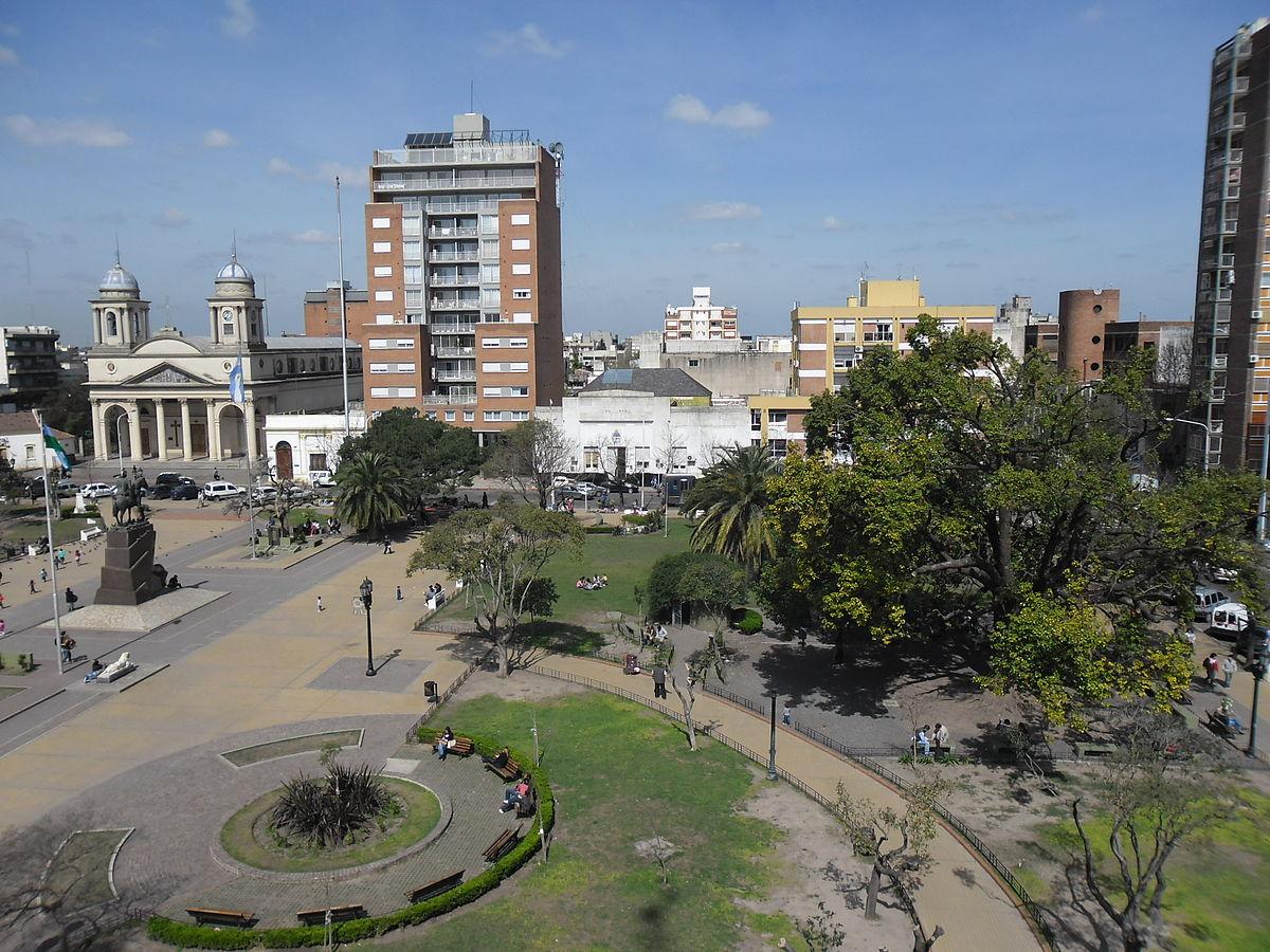 Ciudad De Villa Ballester Argentina