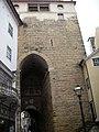 Cerca de Coimbra ou Muralhas de Coimbra designadamente o Arco de Almedina ou Arco Pequeno de Almedina 3.jpg