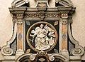 Cerchia di gianlorenzo bernini, monumenti funebri di personaggi della famiglia Rospigliosi, 1662, 03 allegoria della Chiesa.jpg