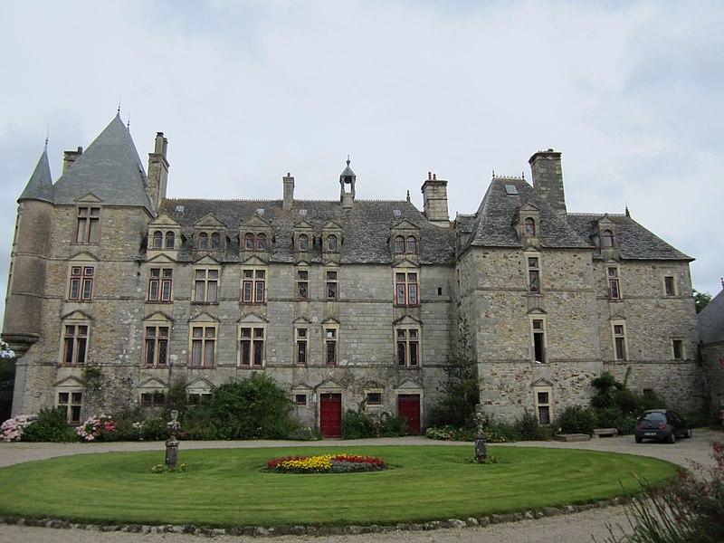 Château de fr:Sotteville