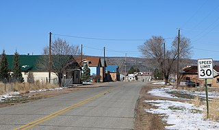 Chama, Colorado Unincorporated community in State of Colorado, United States