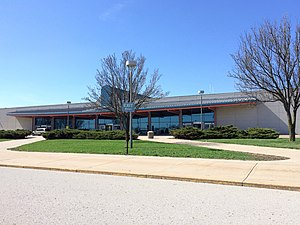University of Illinois Willard Airport - Image: Champaign Airport