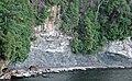 Champlain Thrust Fault (near Lone Rock Point, Lake Champlain, Vermont, USA) 17.jpg