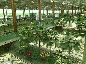 Skytrax - Image: Changi airport T3