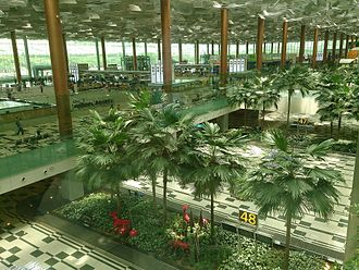 Skytrax - Image: Changi airport T3