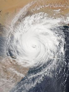 Cyclone Chapala was the strongest storm on record to strike Yemen.