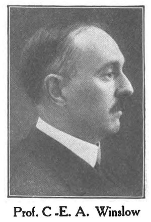 Charles-Edward Amory Winslow - Image: Charles Edward A. Winslow