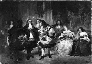 Anno 1668. Van Beuningen stelt de Franse edelen gerust over de kosten van de aanstaande oorlog.