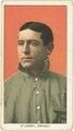 Charley O'Leary, Detroit Tigers, baseball card portrait LCCN2008676597.tif