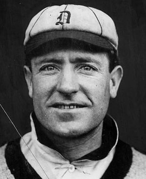 Charley O'Leary - O'Leary with the Detroit Tigers