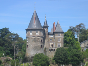 Image illustrative de l'article Château de Pornic