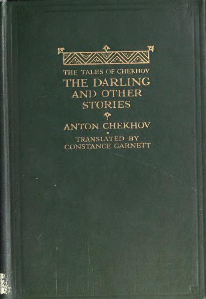 File:Chekhov - The Darling and other Stories (Macmillan, 1917).djvu