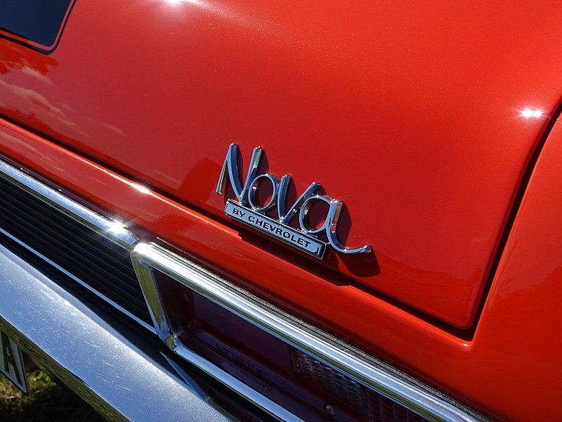 File:Chevrolet Nova SS (34923889606).jpg