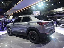 Chevrolet TrailBlazer - Wikipedia