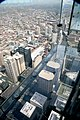 "Chicago (ILL) Willis Tower ( Ex. SEARS Tower ) 1974, west side, "" Skydeck "" (4800803810).jpg"