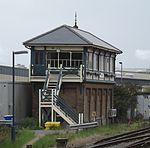 Chichester signal box, September 2014 02.jpg