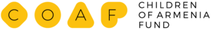 Children of Armenia Fund (COAF) - Logo (Transparent).png