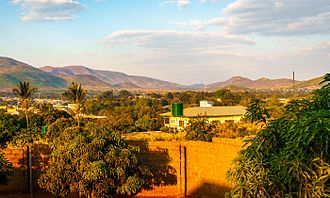 Chipata - Image: Chipata View