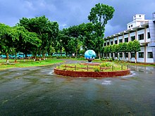 Chittagong Cantonment Public College, Globe.jpg