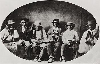 Chumash Mission Musicians
