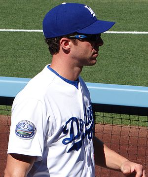 Chris Capuano - Capuano with the Dodgers in 2012