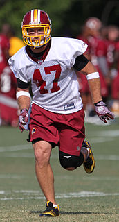 Chris Cooley Player of American football