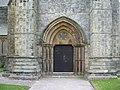 Christ Church, Silloth, main door - geograph.org.uk - 462451.jpg