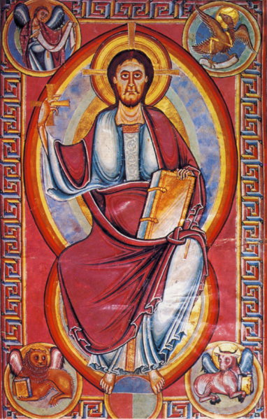 File:Christ in Majesty - Stavelot Bible.png