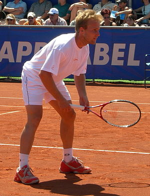 Zagreb Open - Belgian Christophe Rochus defeated Carlos Berlocq in the 2008 final