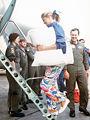 Christy Fichtner boarding aircraft.jpg