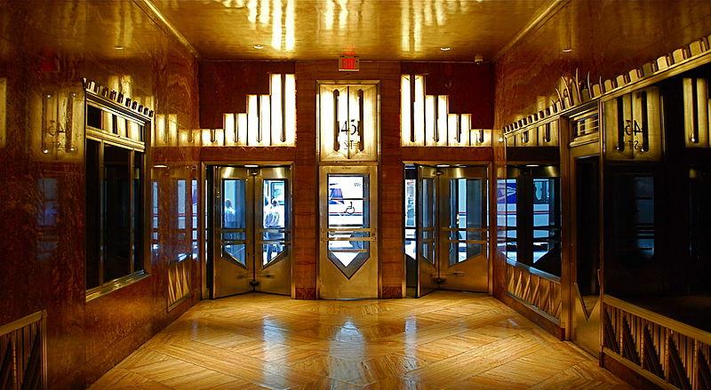 Chrysler Building Wikipedia: Ficheiro:Chrysler Building Lobby.jpg