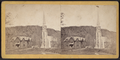 Church and school house at West Rock, Westville, Conn, from Robert N. Dennis collection of stereoscopic views.png