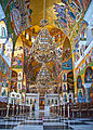 Church interior, Monastery of Agios Gerassimos, Kefalonia, Greece.jpg