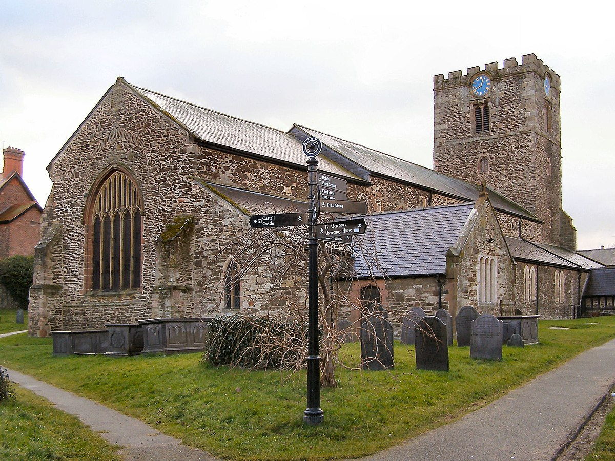 Church of St Mary & All Saints, Conwy - Wikipedia