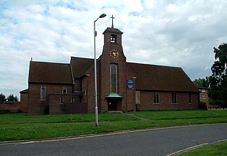 New Addington - St Edward the Confessor's Church, New Addington