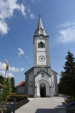 Church of the Nativity of the Virgin Mary in Lócs 02.jpg