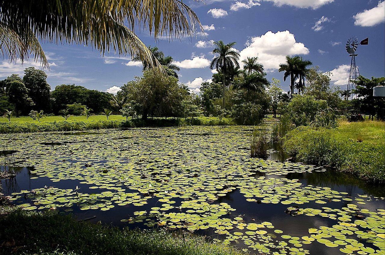 حديقة زاباتا الوطنية الرائعة