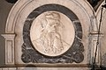 Cimitero di settignano, tomba di niccolò tommaseo e della moglie diamante 03.jpg