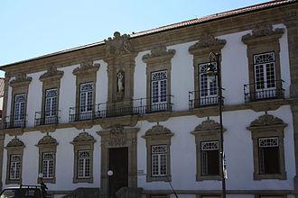 Lamego - Ribeiro Conceição Theatre.
