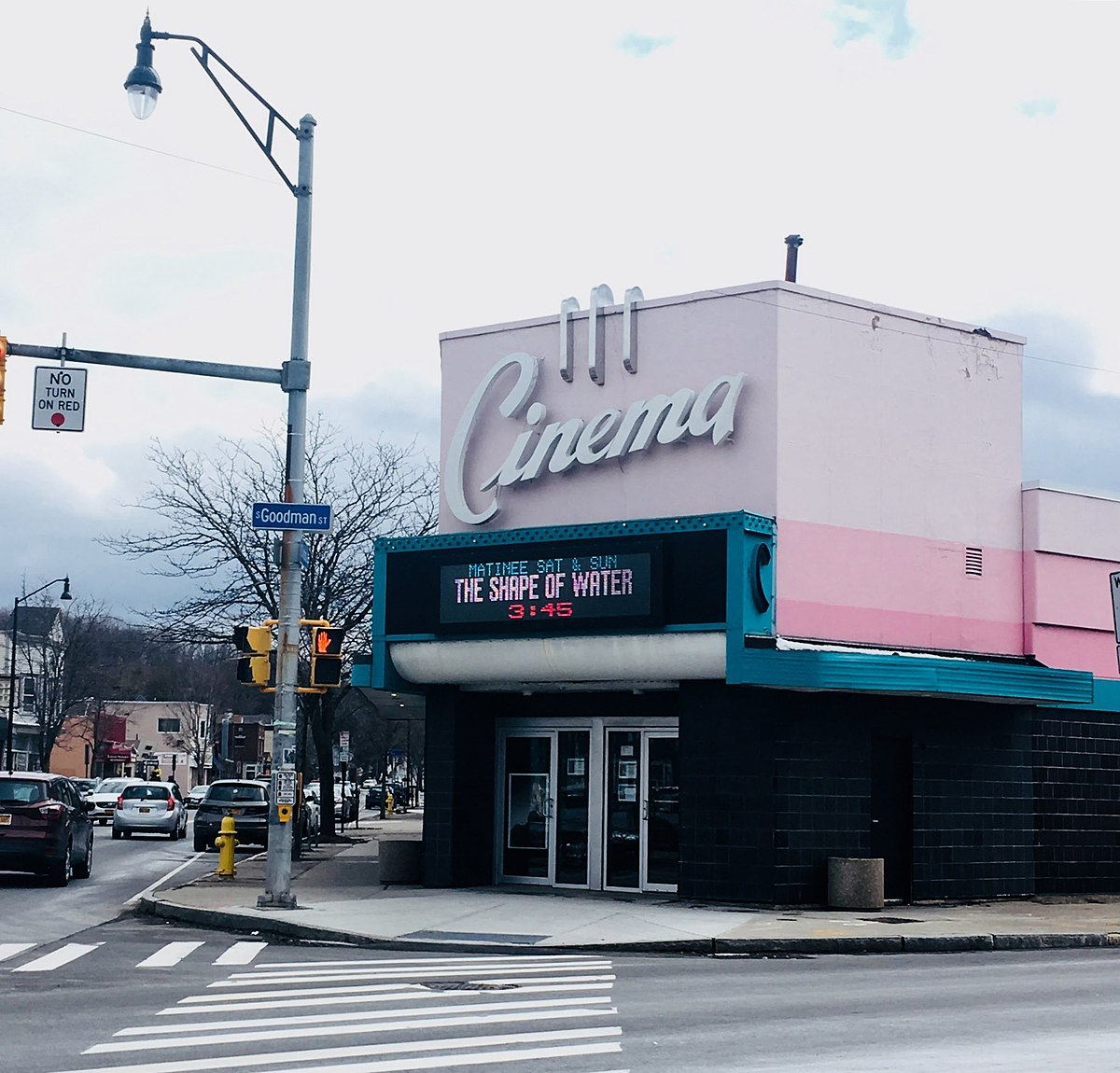 Rochester Ny Greece: Cinema Theater (Rochester, New York)
