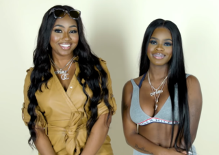 City Girls American hip hop duo from Florida