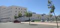 Ciudad Real (RPS 25-08-2012) Hospital General Universitario, acceso a consultas externas.png