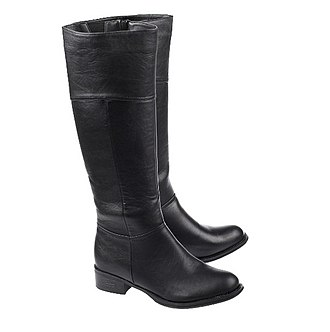 7cfa28ba20ed Knee-high boot - A pair of typical knee high boots