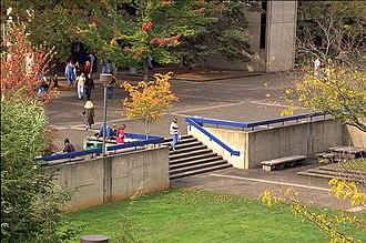 Clackamas Community College - CCC Oregon City Campus