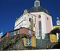 Classic Williams-Ellis architecture at Portmeirion. - geograph.org.uk - 1279397.jpg